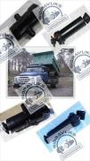 Hydraulic cylinder Gas, Kamaz, Maz, Zil, Pts, new and after repair