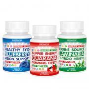 Натуральные, биоактивные, пищевые добавки для здоровья, красоты и спорта