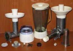Ремонт кухонных комбайнов Мрия-2м