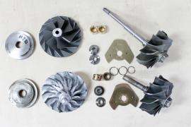 Ремонт турбокомпресорів будь-якої складності в заводських умовах