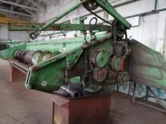 Repair of harvesters of all types and modifications